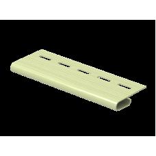 Завершающая планка Ю-пласт 3,0м Зеленый