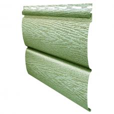 Блок-Хаус Тимберблок Ю-пласт 3,4м Ясень прованс зеленый